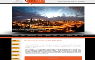 DIRECT'it HIGHVELD Online Business Directory Website. Affordable digital advertising in Johannesburg