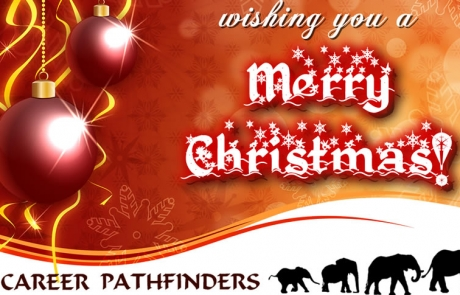Career Pathfinders Christmas E-Card