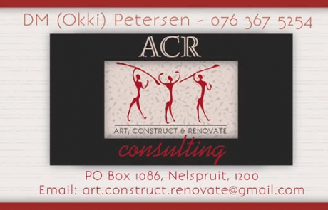 ACR Business Card