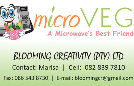 MicroVEG Business Card