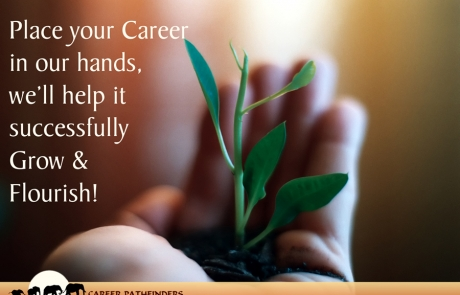 Career Pathfinders Social Media Advert Campaign Design
