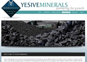 Yesive Minerals Drilling Mpumalanga