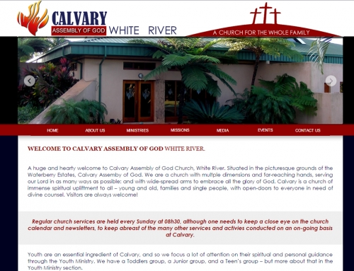 Calvary Assembly of God – White River