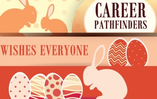 Career Pathfinders E-card Easter 2015