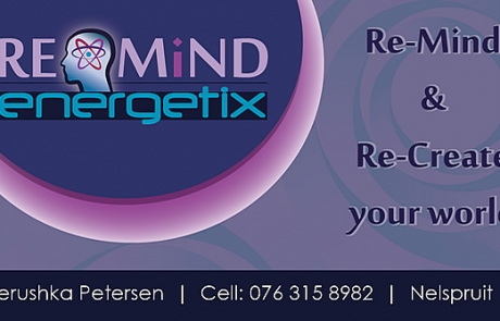 Remind Energetix Business Card