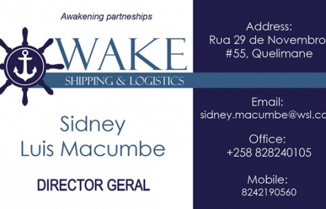 WAKE Business Card