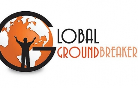 Global Ground Breakers Logo Design