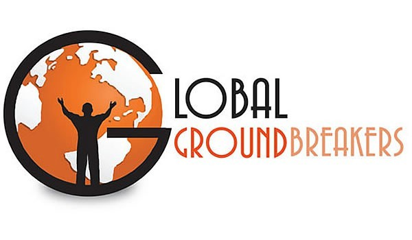 Global Ground Breakers Logo Design