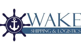 WAKE Shipping & logistics - Logo Design