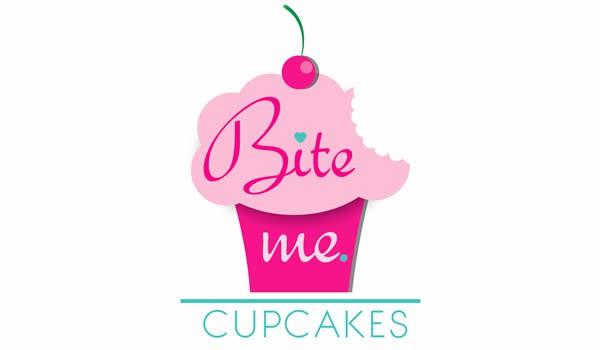 Bite Me Cupcakes (Netherlands) - Logo Design