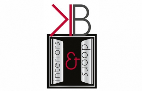 KB Doors & interiors - Logo Design