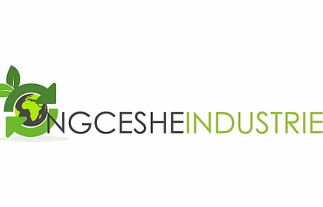 Ncgeshe Industries Logo Design