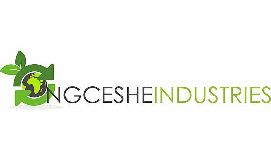 Ncgeshe Industries Logo Design