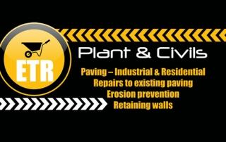 ETR Plant & Civils