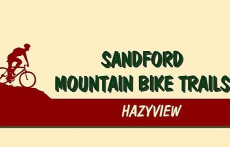 Sandford Mountain Biking trails