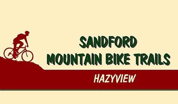 Sandford Mountain Biking trails