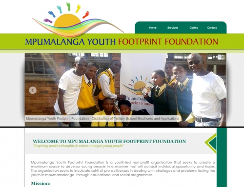 Mpumalanga Youth Footprint Foundation (Nelspruit)