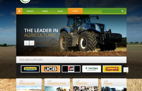 LVT Laeveld Trekkers / Lowveld Tractors