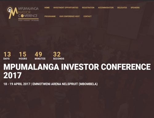 Mpumalanga Investor Conference 2017