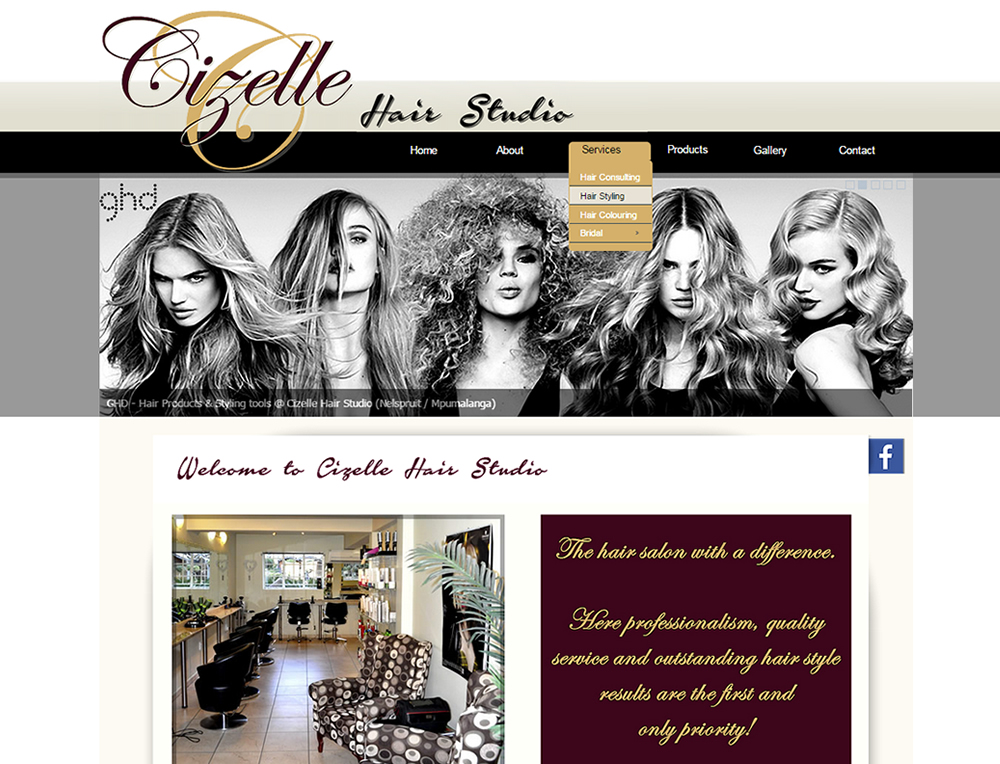 Cizelle Hair Studio - Professional Hair Salon and stylists Mpumalanga / Nelspruit
