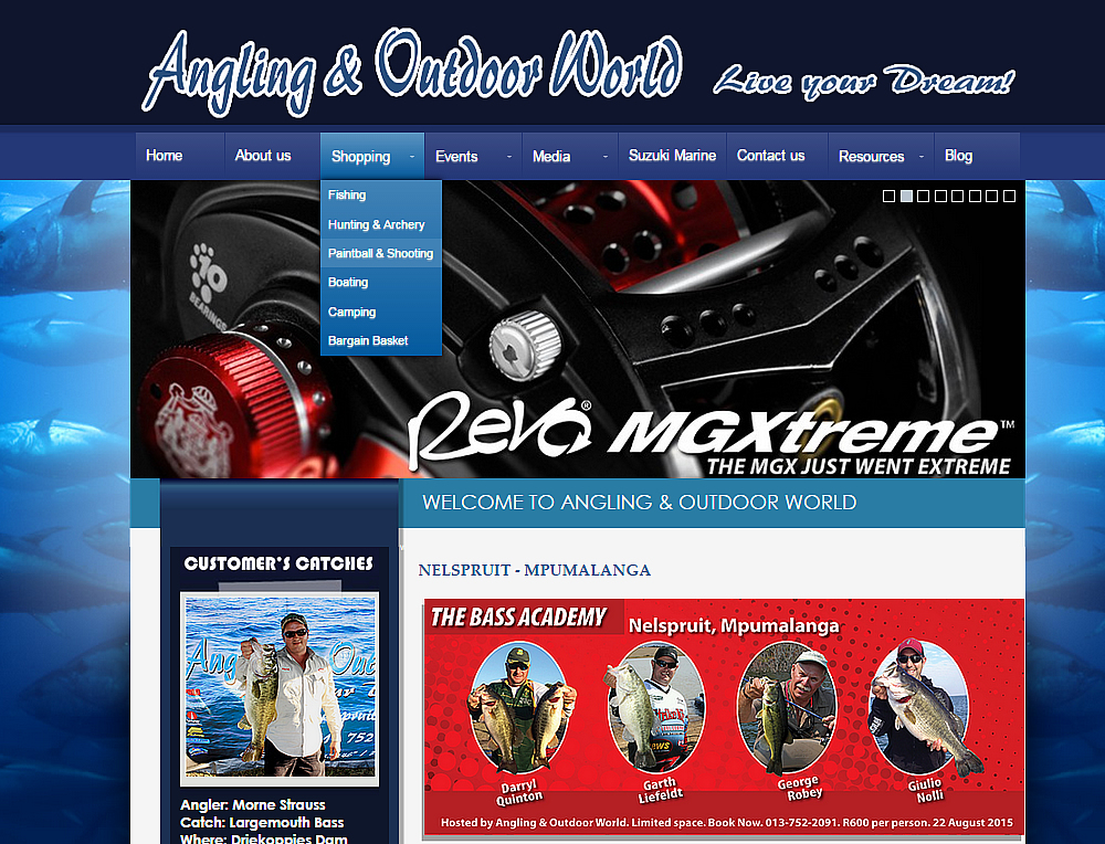 Angling & Outdoor World