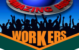 Amazing Bids E-Card Social Media Workers Day 2015