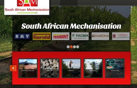 SAM Agri - Agricultural Machinery Equipment in South Africa