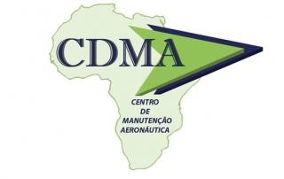 CDMA Aeronautica KMIA Logo Design