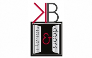 KB Doors & interiors - Logo Design