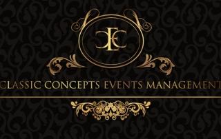 Classic Concepts Events Management